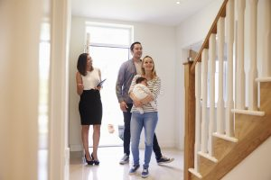people purchasing first home